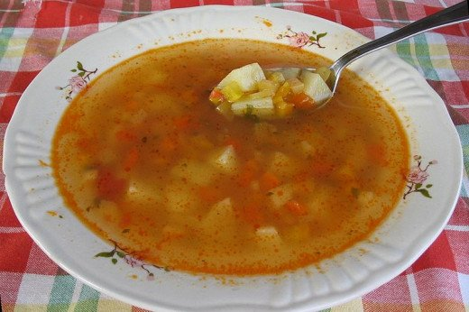A bowl of nourishing soup can do a lot to stimulate a poor appetite and get nutrients back into the body.