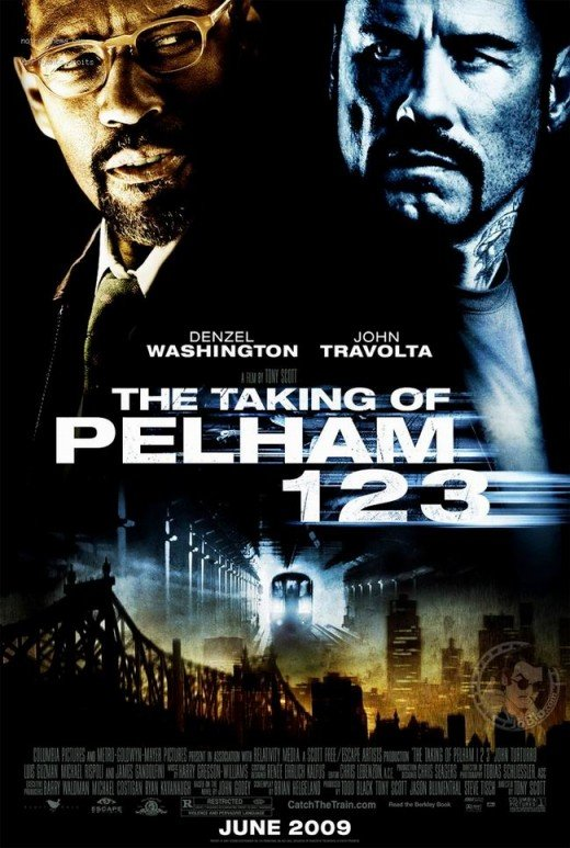 The Taking of Pelham 123 (2009)