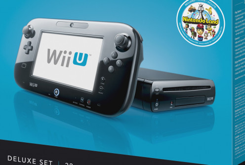 The Nintendo Deluxe Wii U Set