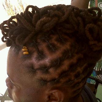 dreadlock hairstlye 1