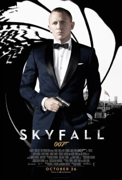 James Bond 007 Skyfall Official Trailers News and Stills