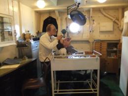 On-board dentistry