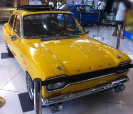 1971 Ford Escort Mexico 2 Door