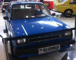 1982 Toyota Starlet 2 Door