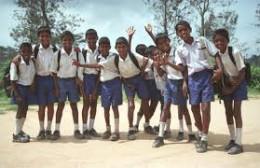 Are Sri Lankan kids so naughty?