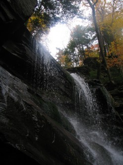 4 Great Places in the Mid-Atlantic to Camp Near Waterfalls