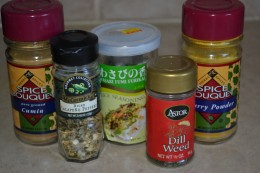 Add favorite seasonings for flavor and heat