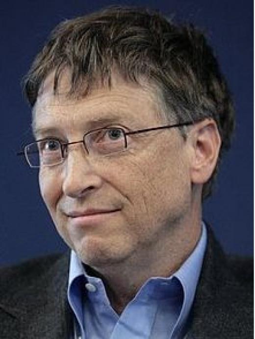 Famous Scorpio Bill Gates