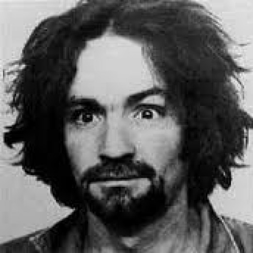 Evil Murderer Charles Manson at the time of his crimes