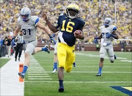 QB Denard Robinson (Michigan)