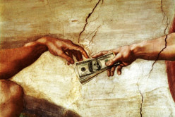 Religion, Atheism and Wealth