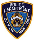NYPD Badge of 'New York's Finest'.