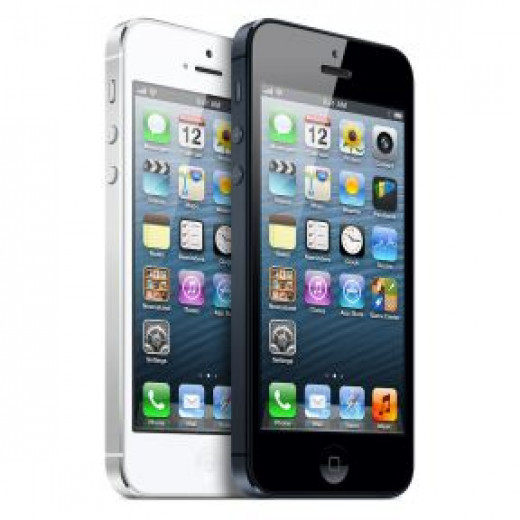 Apple iPhone 5 (available at apple.com)