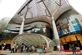 ION Orchard, the swankiest shopping center in Orchard Road yet