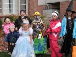 Halloween Safety-Setting the Scene