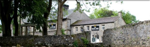 Starting point: The Buck Inn at Malham, enjoy the hospitality at this Black Sheep Brewery house, wet your whistle and set out with a smile