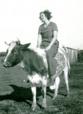 Riding Cattle