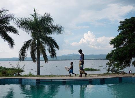 Lake Victoria by Lukas Bergstrom