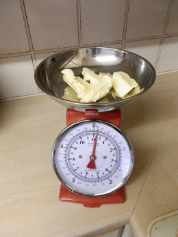 3 oz butter
