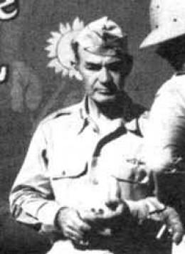 WWII: Lt. General Millard F. Harmo