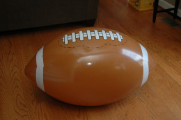 Giant Blow-Up Football