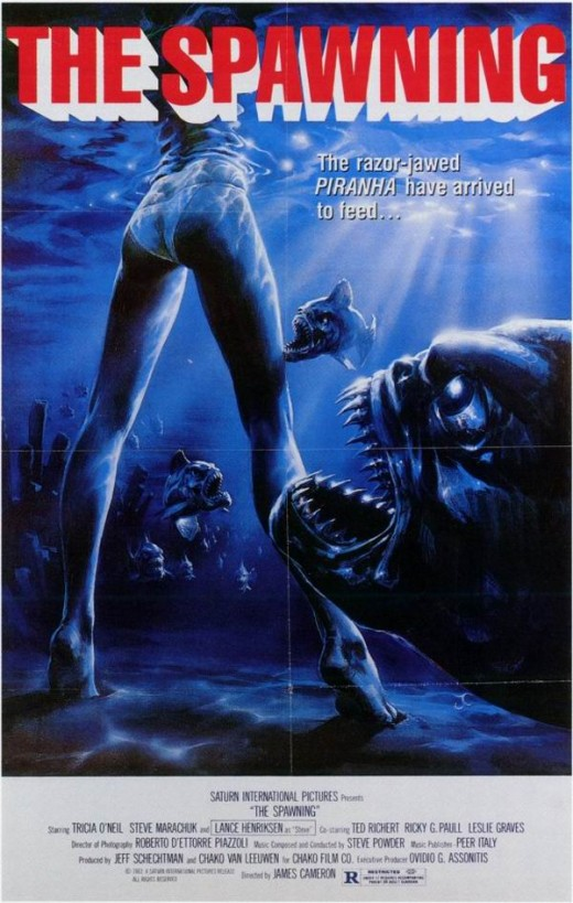 Piranha II The Spawning (1981)