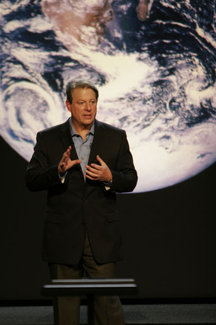 AL Gore & Mother Earth