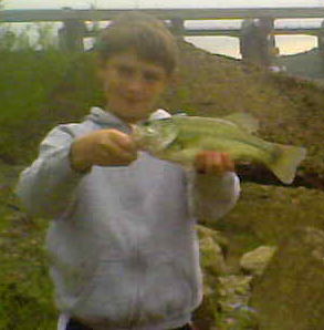 Not to be outdone by their smallmouth cousins, the Ohio River largemouth bass is a prize!