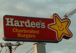 Hardee's Latest Hamburger: Does It Live up to the Commercial? (Humor Review)