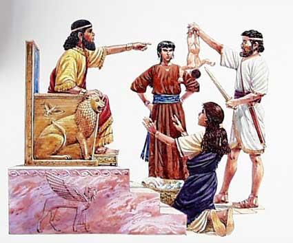 King Solomon - the wisest king that ever lived! (Photo Credit: http://amaic-kingdavid.blogspot.com/)