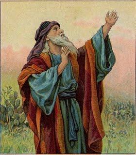 Prophet Isaiah (Photo Credit:http://isaiah-lougoedeker.webs.com/)