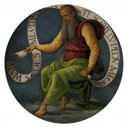 Polyptych of St. Peter -Artist: Pietro Perugino Start Date: 1496/Completion Date:1500 (Photo Credit: http://www.wikipaintings.org/)