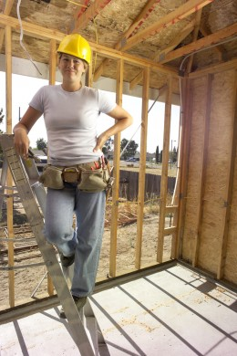 Skilled labor workers need items for sanitation, protection, and utility.