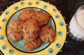 GOOD FOOD CHEAP:  Classic Chocolate Chip Cookies With All Natural Sugar