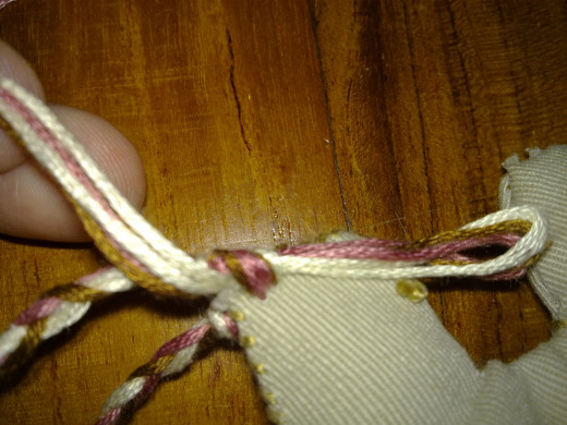 Tie a knot