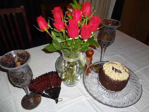 I want dessert first!