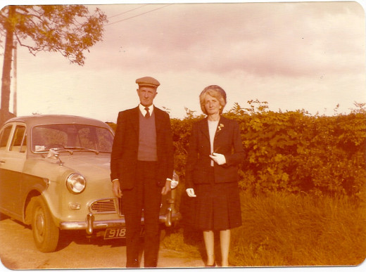 Samuel Kinneard and Helen Kinneard, brother and sister, of Randalstown, Ireland.  Randalstown was called Killnoch formerly.