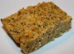 Oat and Yogurt Bars
