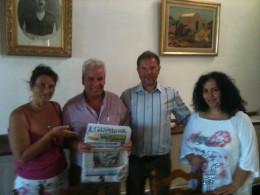Presenting the Glastonbury Gazette