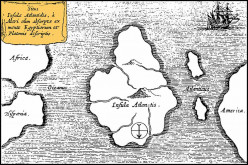 LOST CONTINENT OF ATLANTIS