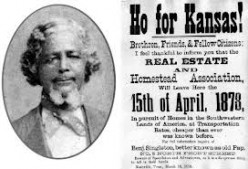 """""""Pap"""" Singleton's Kansas Colony For Africa-Americans"""