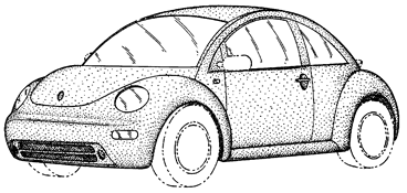 The design protected by the D'220 patent.