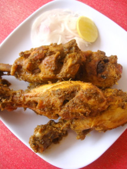 SPICY YOGURT CHICKEN DRUMSTICK RECIPE