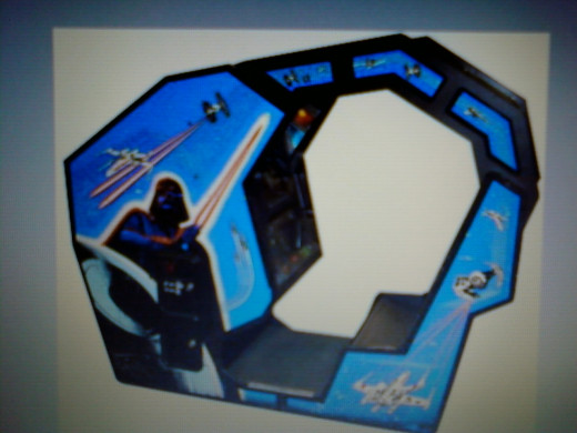 The Star Wars Arcade Game