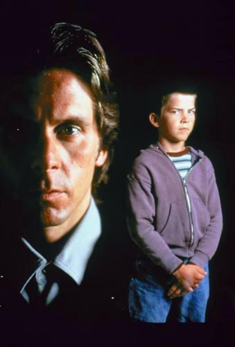 Gary Cole as Sheriff Lucas Buck and Lucas Black as Caleb Temple