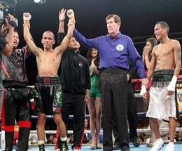 Melindo defends WBO