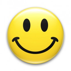 Smile, baby, smile!