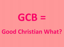 Why was GCB Canceled? A few reasons ...