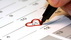 Secret Lover's Calendar: A Solution for the Romantically Challenged