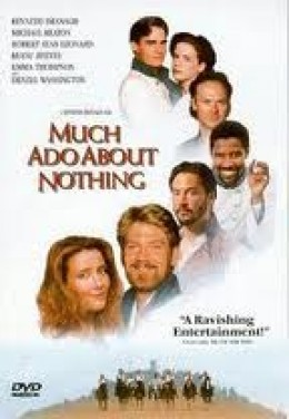 Cover of the film Much Ado About Nothing